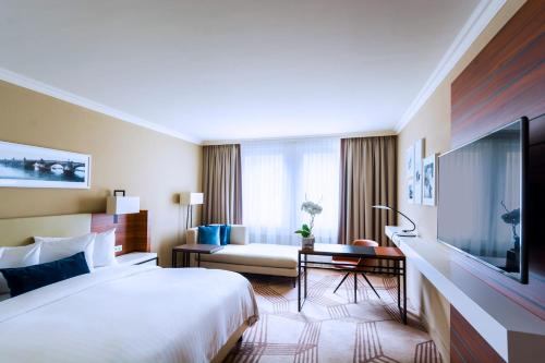 Prague Marriott Hotel impression