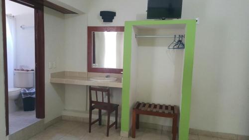 Quinta Santa Elena, Palenque