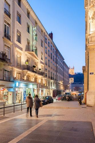 Hotel Le Secret Des Templiers Lyon