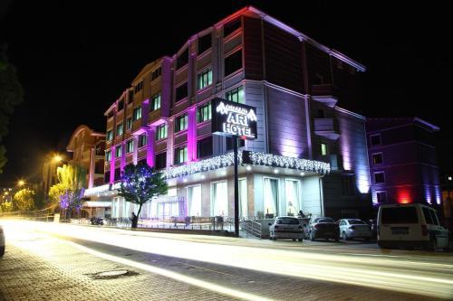 Afyon Afyon Grand Ari Hotel telefon