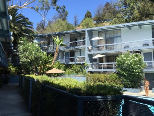 Highland Gardens Hotel Los Angeles in CA