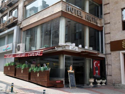 Bursa Hotel Artiç tatil