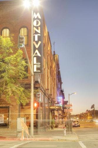 Montvale Hotel - Spokane, WA 99201