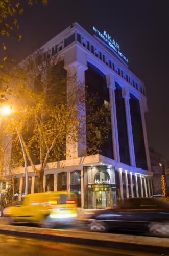 Ankara Akar International Hotel adres