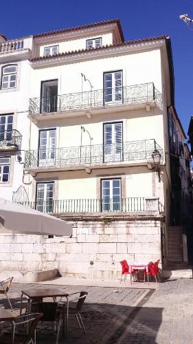 Alfama Apartment with Balcony.  Mynd 14