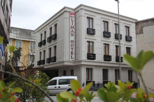 Istanbul Liman Hotel odalar