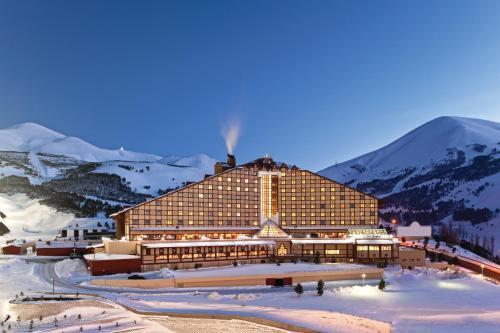 Erzurum Polat Erzurum Resort Hotel telefon