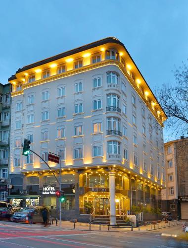 Istanbul Hotel Bulvar Palas