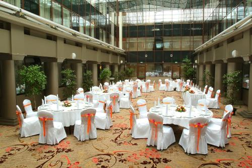Courtyard by Marriott Moscow City Center photo 9