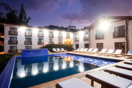 Foto de Hotel La Huerta