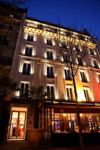 50 Avenue des Gobelins, 75013 Paris, France.