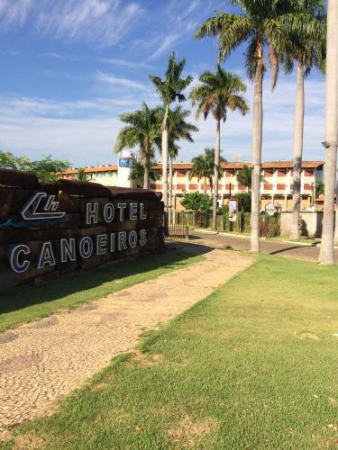 Foto de Hotel Canoeiros