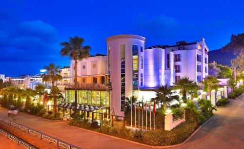 Marmaris Ideal Pearl Hotel - Adult Only adres