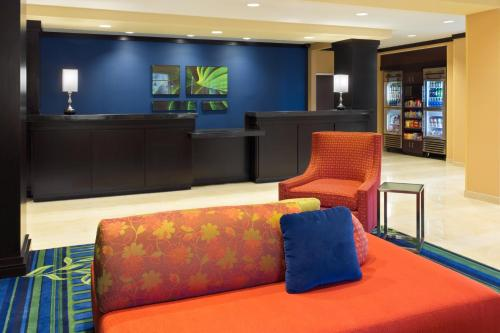 Fairfield Inn & Suites By Marriott Tacoma Puyallup - Puyallup, WA 98371