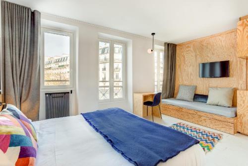 Hôtel Montholon photo 18