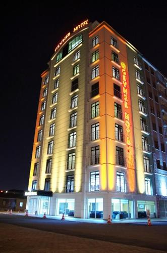 Bonjuk bay ta b k rezervasyon bonjuk bay otel fiyatlar for Cube suites istanbul