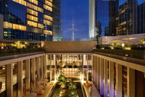 The Oberoi Dubai impression