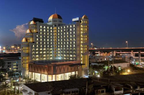 Al Meroz Hotel Bangkok - The Leading Halal Hotel photo 6