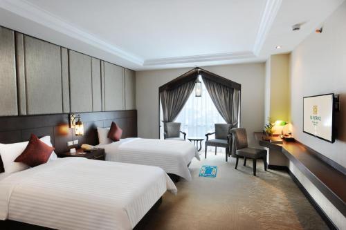Al Meroz Hotel Bangkok - The Leading Halal Hotel photo 10