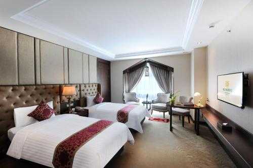 Al Meroz Hotel Bangkok - The Leading Halal Hotel photo 14