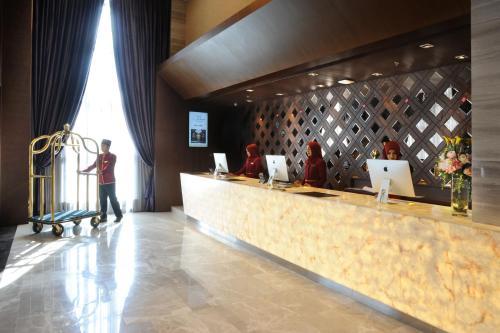 Al Meroz Hotel Bangkok - The Leading Halal Hotel photo 23