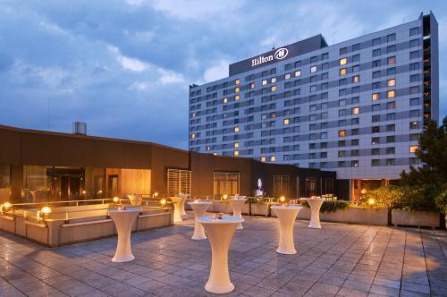Bild des Hilton Düsseldorf