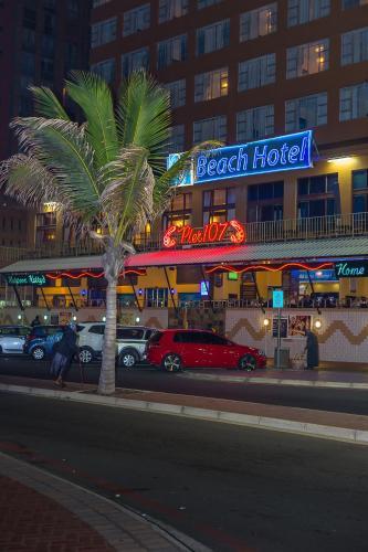 Gooderson Beach Hotel Durban In South Africa