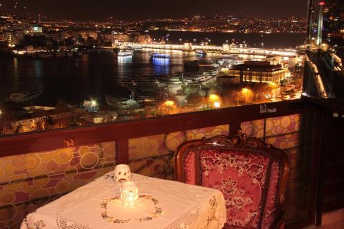 Istanbul Golden Horn VIP Hotel yol tarifi