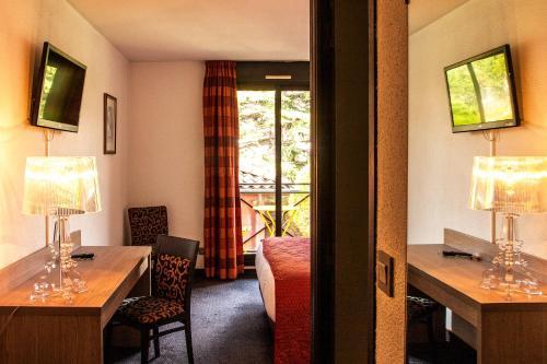 Inter-Hotel Les Amandiers