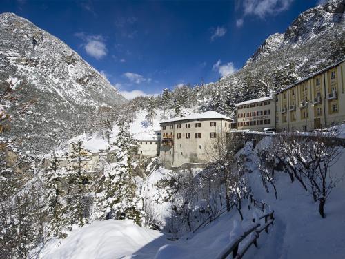 QC Terme Hotel Bagni Vecchi Bormio in Italy