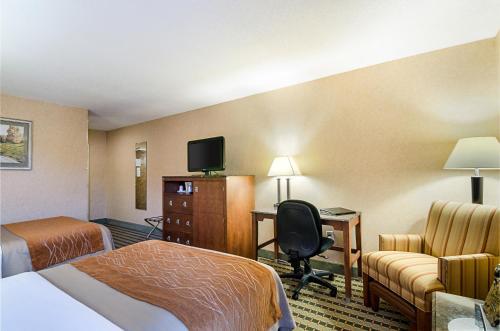 Comfort Inn Troutville Photo