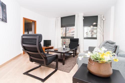Apartment Bright Sagrada Familia photo 14