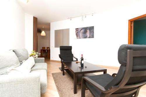 Apartment Bright Sagrada Familia photo 15