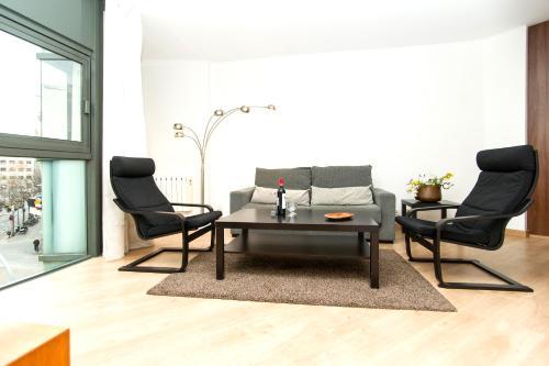 Apartment Bright Sagrada Familia photo 17