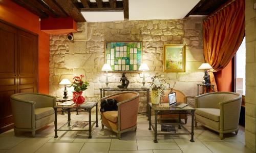 Hôtel Beaubourg photo 75