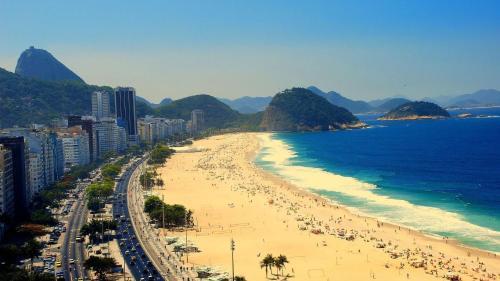 Novo - No Coração De Copacabana Photo