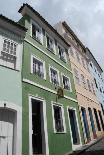 Pousada Bahia Pelô Photo