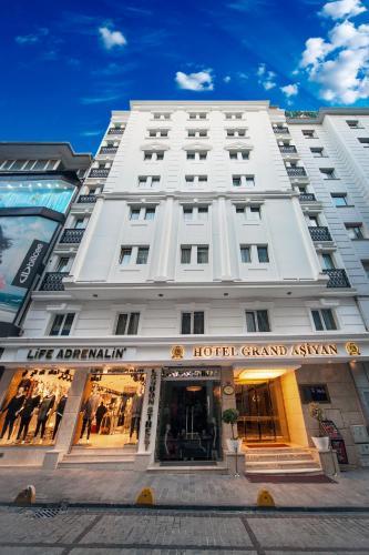 Istanbul Grand Asiyan Hotel tek gece fiyat