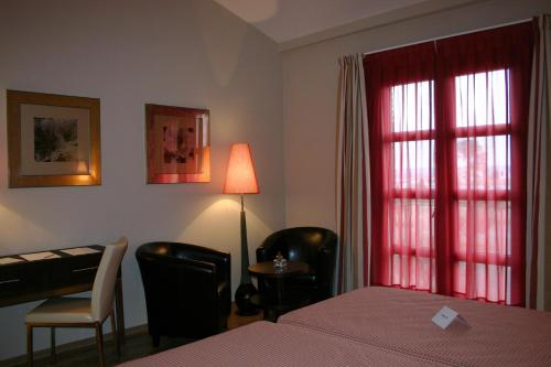 Twin Room Villa Nazules Hípica Spa 5
