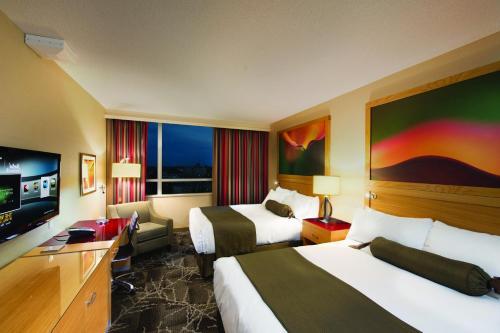 River Rock Casino Resort & The Hotel At River Rock - Richmond, BC V6X 3P8
