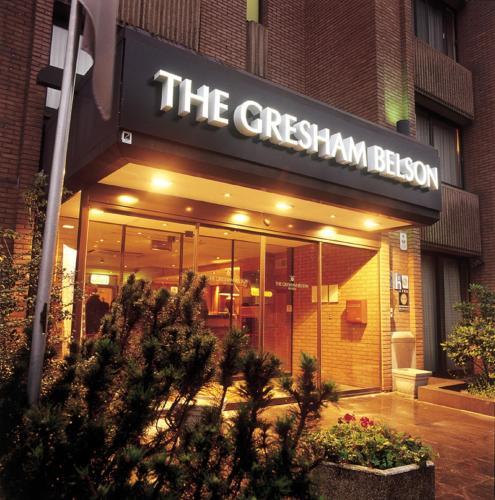 Gresham Belson Hotel Brussels photo 31