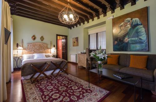Deluxe Familienzimmer Palacio de Mariana Pineda 19