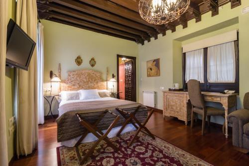 Deluxe Familienzimmer Palacio de Mariana Pineda 17
