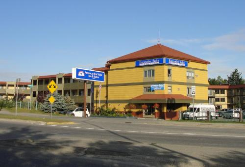 Americas Best Value Inn Executive Suites/airport - Anchorage, AK 99517
