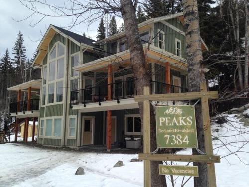 Peaks Bed And Breakfast - Sun Peaks, BC V0E 1Z1