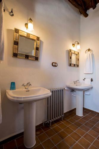 Habitación Familiar Dúplex (2 adultos + 2 niños) Hotel Cortijo del Marqués 9