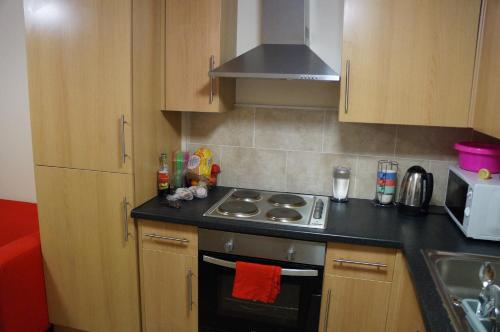 Lower Cathedral Road Apartment Foto 13