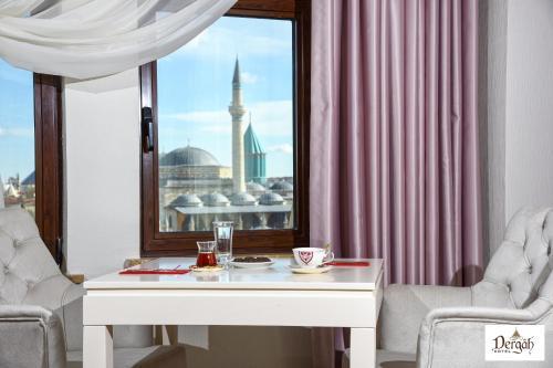 Konya Dergah Hotel rezervasyon