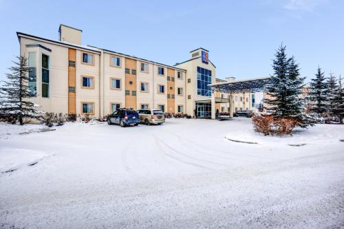 Motel 6 Red Deer Photo