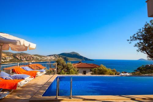 Kalkan Villa Hermes rezervasyon